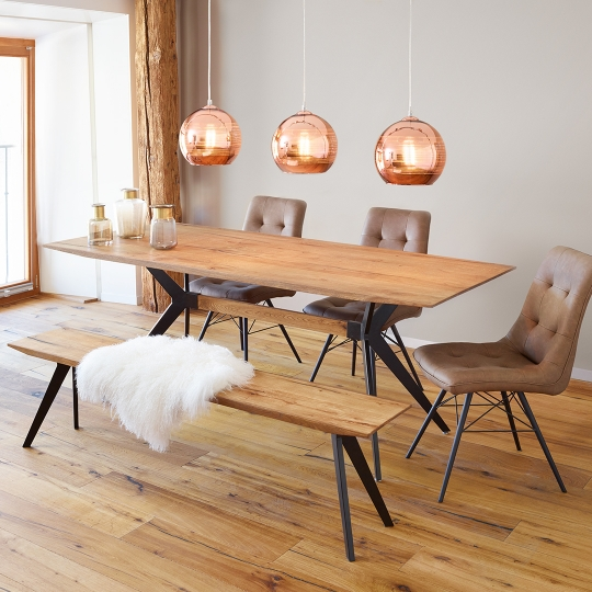 CROSS DINING TABLE